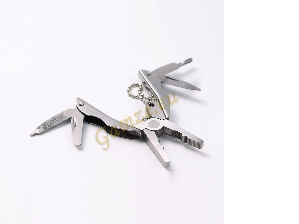 Přívěsek na klíče - Funkční nářadí