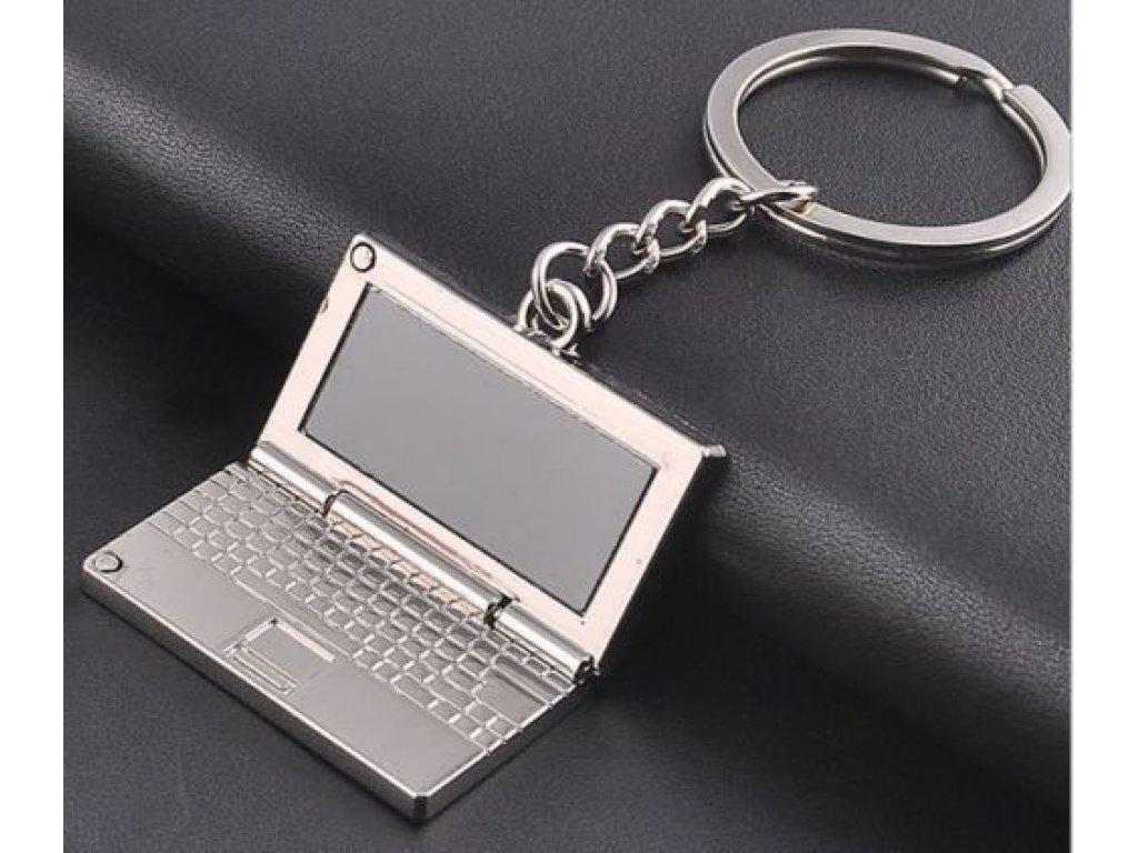 Přívěsek na klíče - notebook