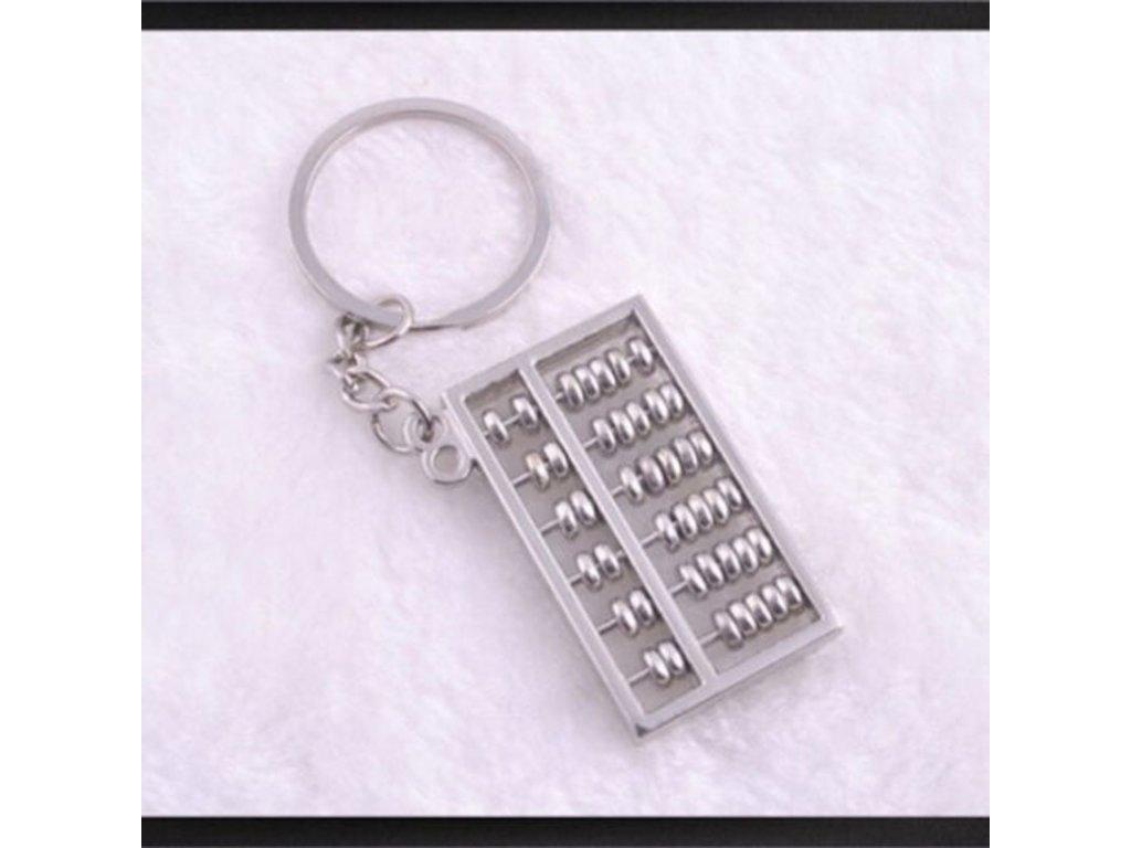 Přívěsek na klíče - počítadlo