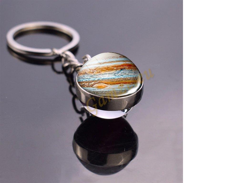 Přívěsek planeta - Jupiter