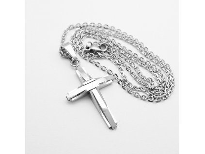 Křížek 31 včetně řetízku