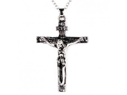 Křížek s Ježíšem včetně řetízku