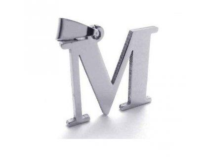Písmeno - M