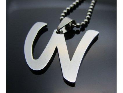 Písmeno - W - 2