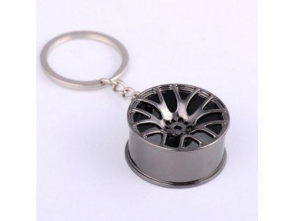 Přívěsek na klíče - disk kola