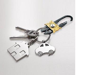 Přívěsek na klíče - Funkční karabina