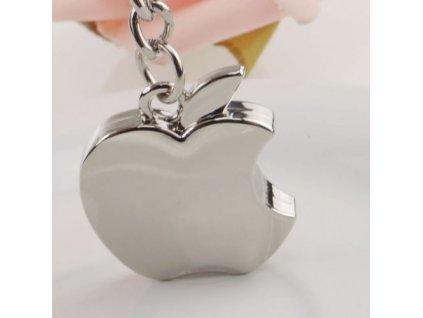 Přívěsek na klíče - jablko