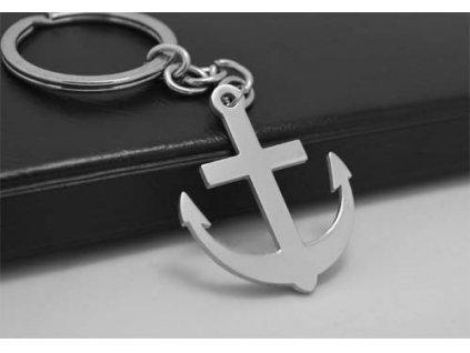 Přívěsek na klíče - Kotva
