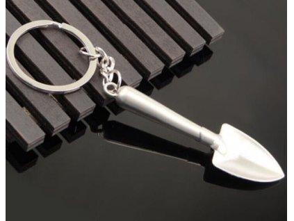 Přívěsek na klíče - lopatka