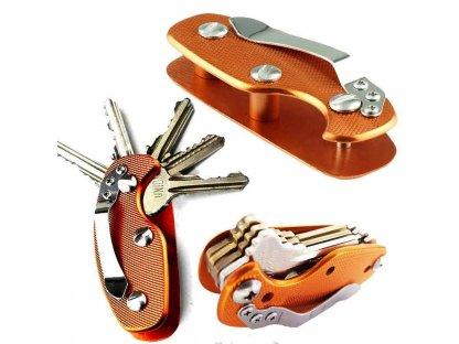 Přívěsek na klíče - organizér na klíče
