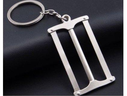 Přívěsek na klíče - pila