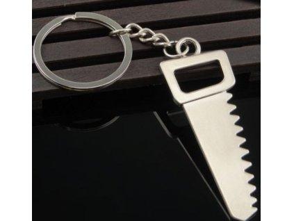 Přívěsek na klíče - pila ocaska