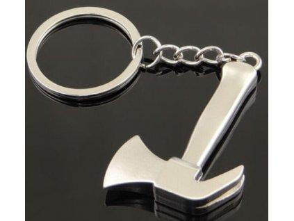Přívěsek na klíče - sekera 2