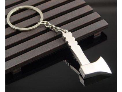 Přívěsek na klíče - sekera