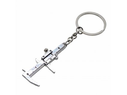 Přívěsek na klíče - šuplera