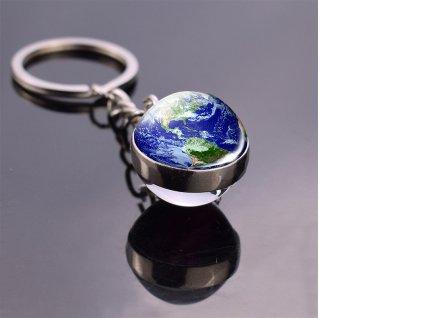 Přívěsek planeta - Země