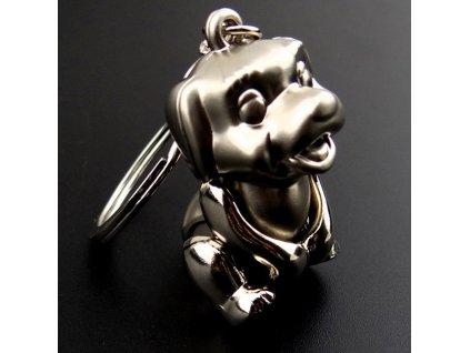 Přívěsek na klíče - pes 2