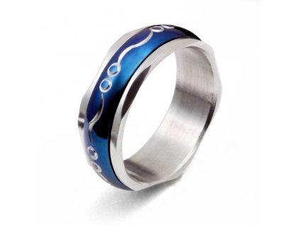Prsten modrý