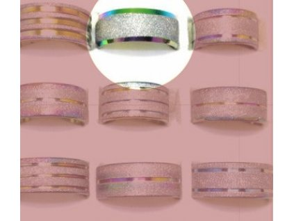 Prsten R-031 duhový