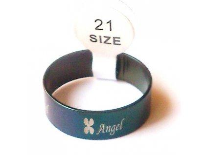 Prsten R-061 s motivem Angel
