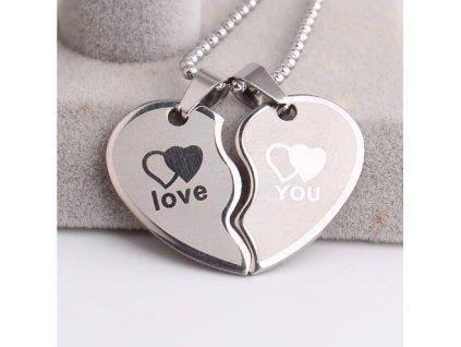 Srdce Love pro dva 2