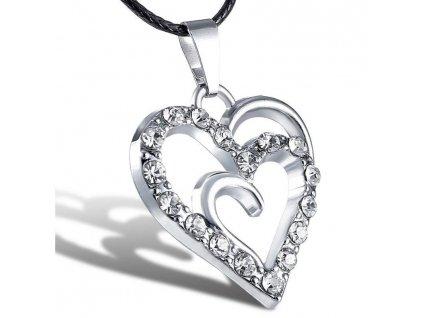 Srdce s kamínky 2