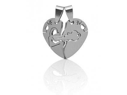 Srdce s klíčem 2 - pro dva