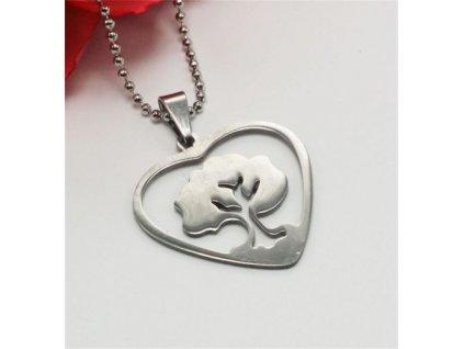 Srdce - strom