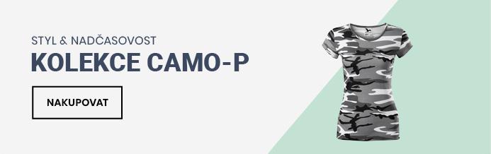 Kolekce CAMO Pure