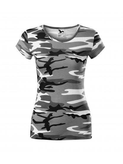 Dámské tričko Camo Pure