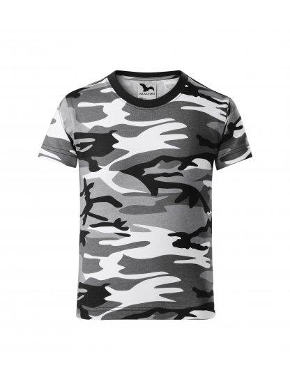 Dětské tričko Camouflage