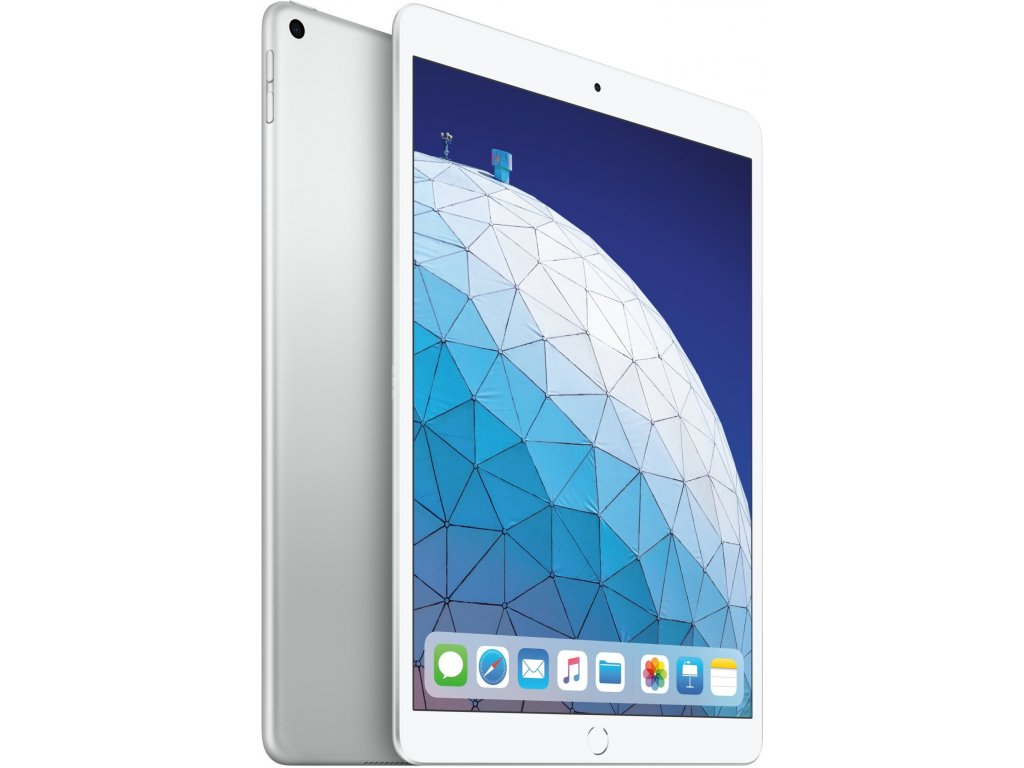 Apple iPad Air, Wi-Fi, stříbrná, 2019