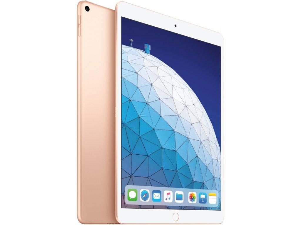 Apple iPad Air, Wi-Fi, zlatá, 2019