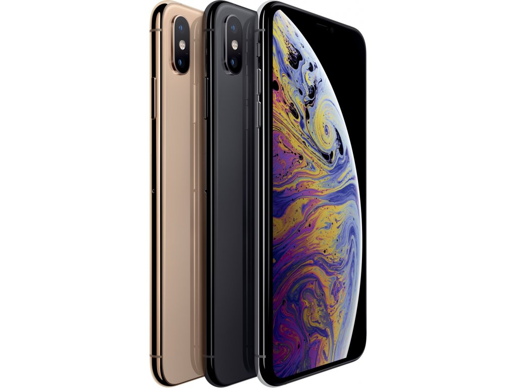 Apple iPhone Xs, šedá
