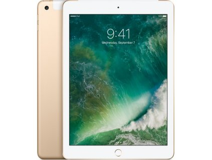 Apple iPad 128GB, LTE, zlatá