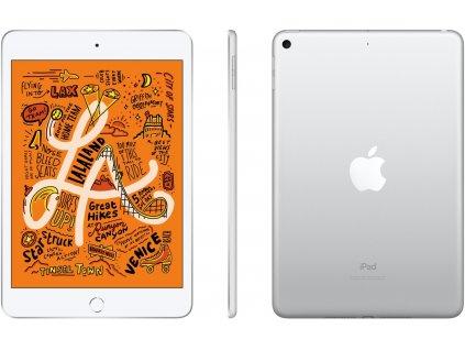 Apple iPad Mini, Wi-Fi, stříbrná, 2019