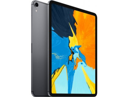 "Apple iPad Pro Wi-Fi + Cellular, 11"" 2018, šedá"