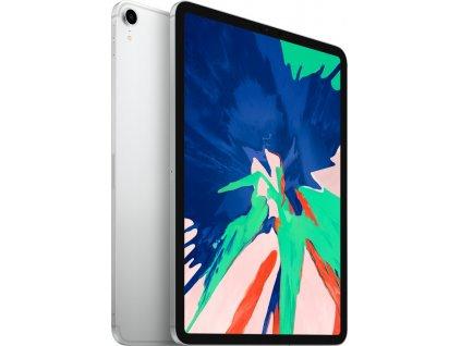"Apple iPad Pro Wi-Fi + Cellular, 11"" 2018, stříbrná"