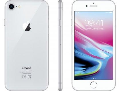Apple iPhone 8, stříbrná