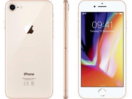 Apple iPhone 8, zlatá