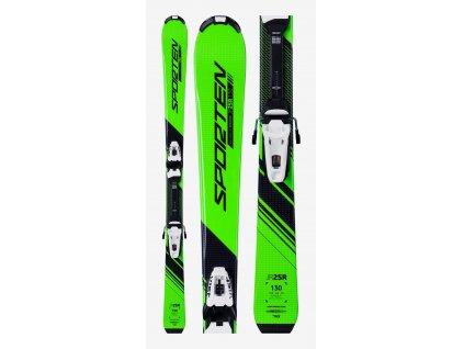 Půjčení lyžařského kompletu s lyžemi 130-140 cm 2