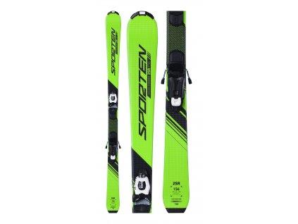 Půjčení lyžařského kompletu s lyžemi 148-168 cm 2