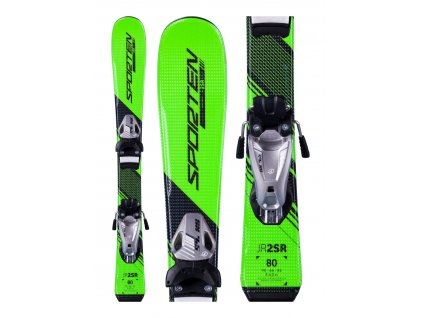 Půjčení lyžařského kompletu s lyžemi 70-90 cm  2