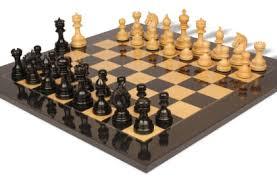Luxusní šachy