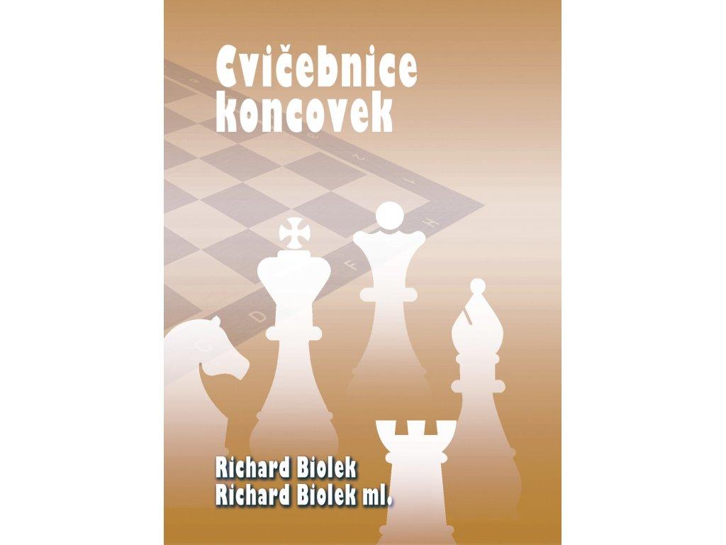 Cvičebnice koncovek - šachová knížka