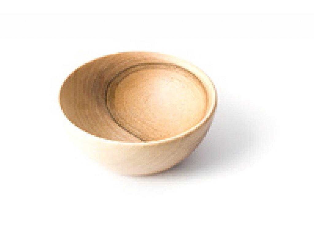 Dřevěné hračky - Dřevěná miska 13, 5 cm