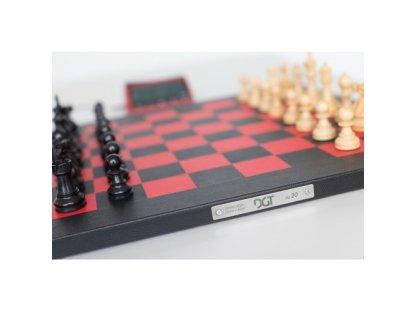 Bluetooth e-Board Limited Edition Black & Red Leather včetně figurek