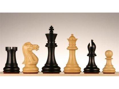 DGT - šachové figurky - EBONY
