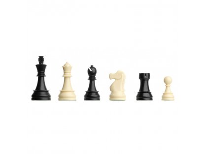 DGT - šachové plastové figurky - 95 mm