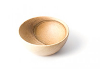 Dřevěná miska 7,5 cm